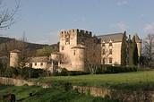 Le Chateaux du Provence:Allemagne-en-Provence
