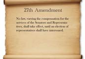 27 amendment
