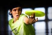 Фризби-фристайл (Freestyle Frisbee)