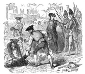 Boston Massacre Illustrated