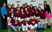 Lady Knights Win New York State Class A Semifinals