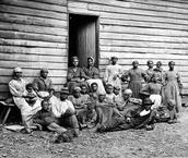 Former slave's problems