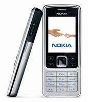 My father's phone. Nokia 6300.