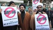 Sanction Protestors