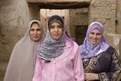 Women's Dress in Egypt