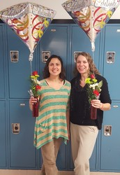 LHS Teacher and Counselor Recognized