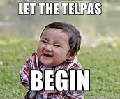 TELPAS is Coming