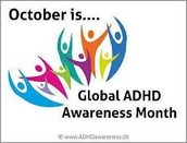 October is ADHD Awareness Month!