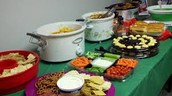 Wednesday Night Supper--Pot Luck with Paul