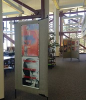 Posters in the Library