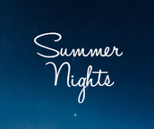 Wednesday Summer Nights, Wednesdays, 6:30-8, Beginning June 1