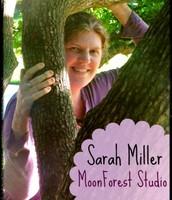 Artist Sarah Miller