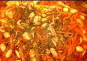 Muraba-E-Zardak (Carrot Jam)