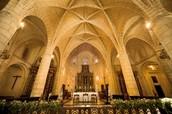 La Catedral Basilica de Santa Maria la Menor