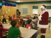 Career Cafe with Santa!!