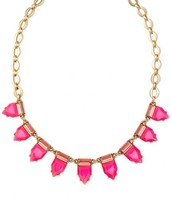 Eye Candy Necklace in Hot Pink