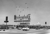 Disneyland in the 50's