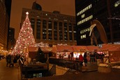 German Market in Chicago