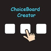Choice Boards - Applying Academic Choice
