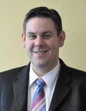 Tim Dawkins, Principal - Oliver W. Winch Middle School