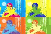 Pop Art Photo - Joseph Lee