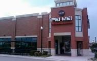 Pei Wei- un restraunte muy bien