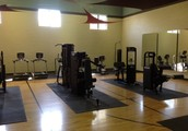 Our New Fitness Center!
