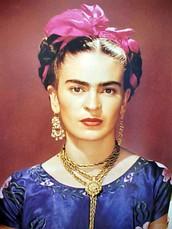 Magdalena Carmen Frieda Kahlo y Calderon (1907-1954)