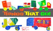 Kindergarten Things That Go!