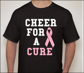 Join the LHS Cheerleaders in the Fight Against Breast Cancer