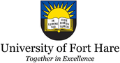 University of Fort Hare Seal