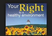 Right to Healthy Environment
