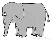 Jeff the Elephant