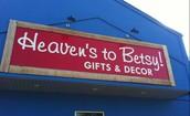 Heavens to Betsy!