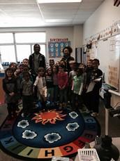 Mrs Tax's Kindergarten Class