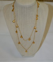 Demi Necklace in Gold $30