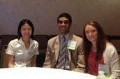 3rd Place Medical Jeopardy - Texas ACP - Salman Ahmed, Andrea Lack, Satoko Kanahara