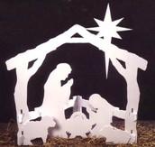 Shoebox Nativity Scene