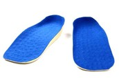 Height Enhancing Insoles and shoes