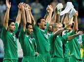 Iraqis football team