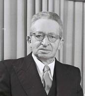 יצחק בן צבי כנשיא ה-2 של מדינת ישראל