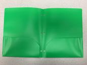 Plastic Pocket Folder