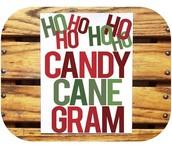 """El Consejo Estudiantil esta vendiendo caramelos  """"Candy Cane"""""""