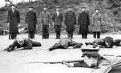 Боевая учёба ополченцев. 1941 г.