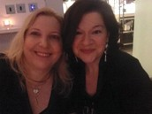 Me with Danielle Redner, Global VP of Training