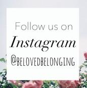 Follow BB on Instagram