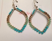 Raina Earrings Retail $39.00 NOW ONLY $20.00