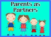 Parents as Partners Meeting