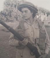 סבתא בתקופת הצבא