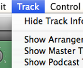"""Find """"Track"""""""